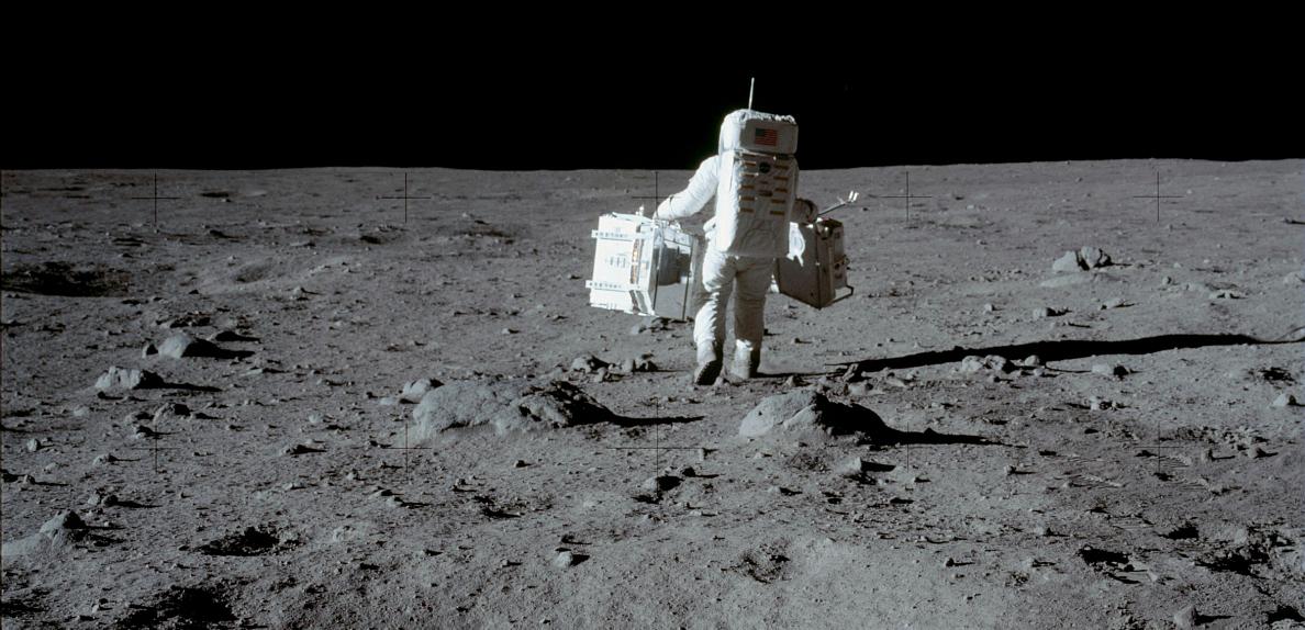 Crédits : NASA, 1969