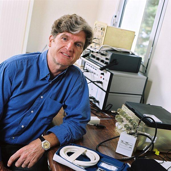 Patrick Aubry, chef de projet Cardiomed au CNES. Crédits :  CNES/E. Grimault.