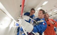9 astronautes français