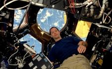 MATISS à bord de l'ISS