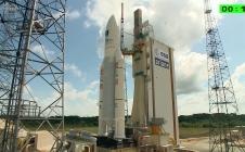 [VDEO] Ariane Liftoff VA233 (VA)
