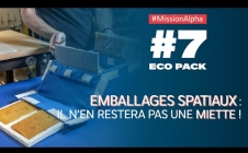 #7 Eco Pack | Les expériences Alpha